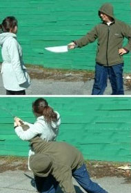 Woman Self Defense